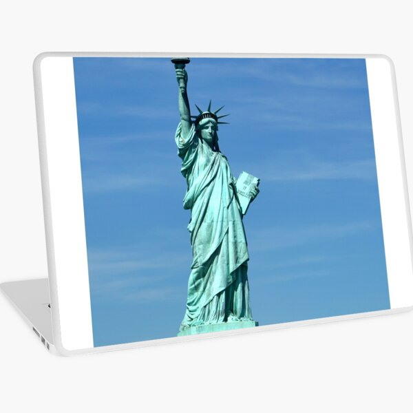 Statue of Liberty Laptop Skin