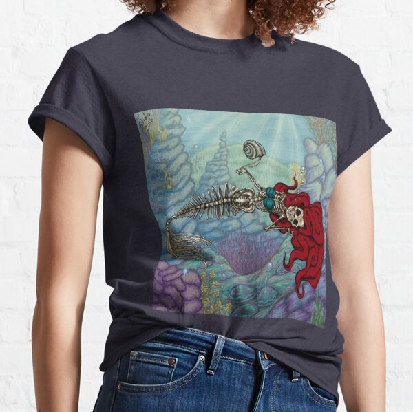 The Moment She Found Her Voice Classic T-Shirt