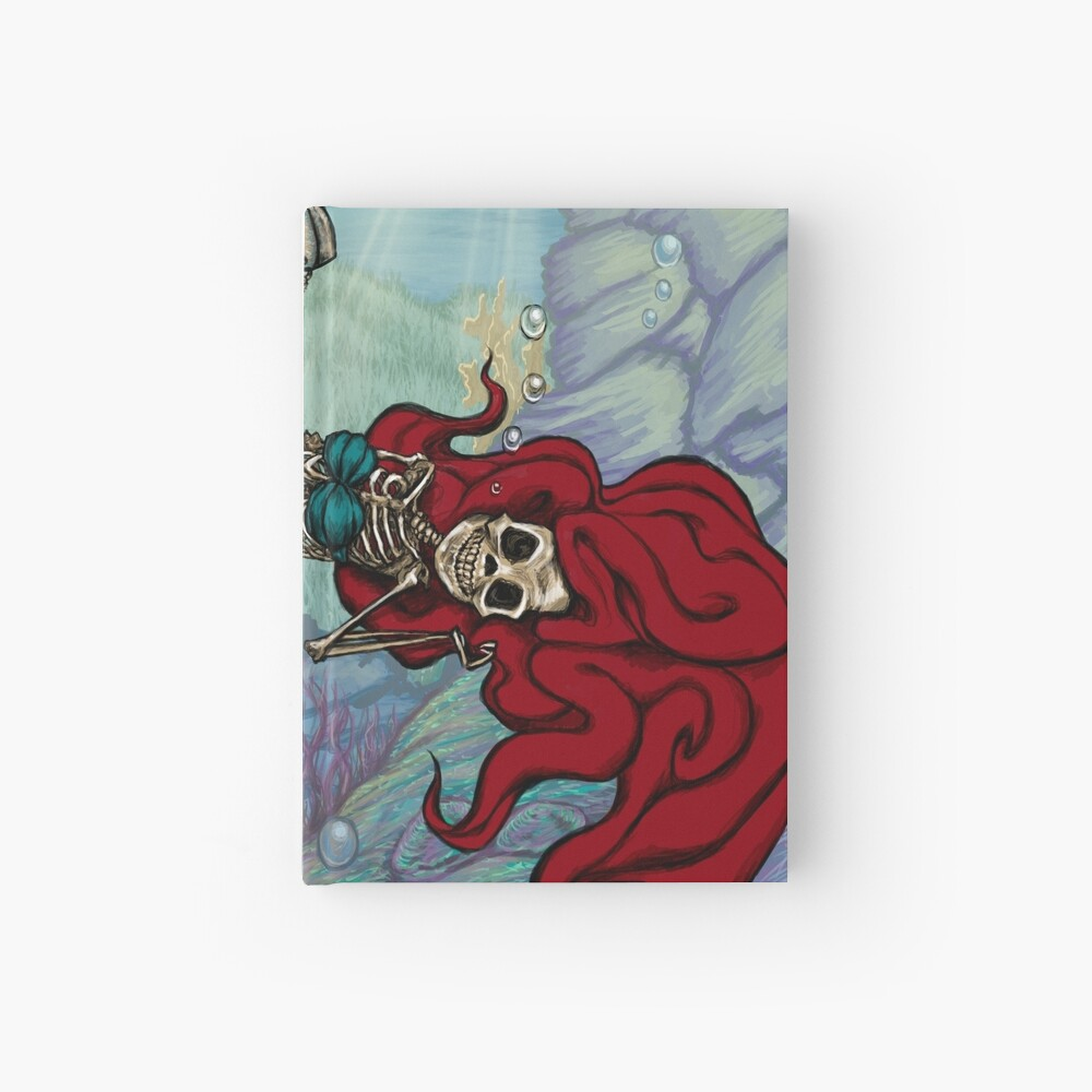 The Moment She Found Her Voice Hardcover Journal