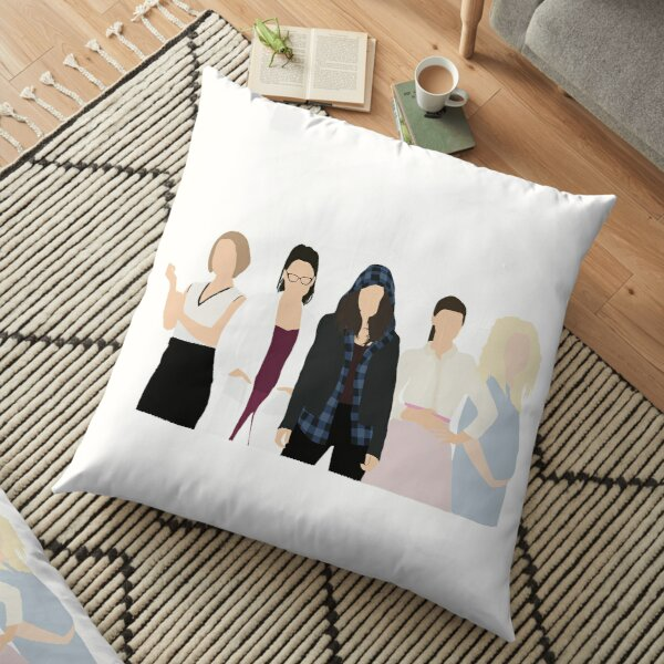 Orphan Black Floor Pillow