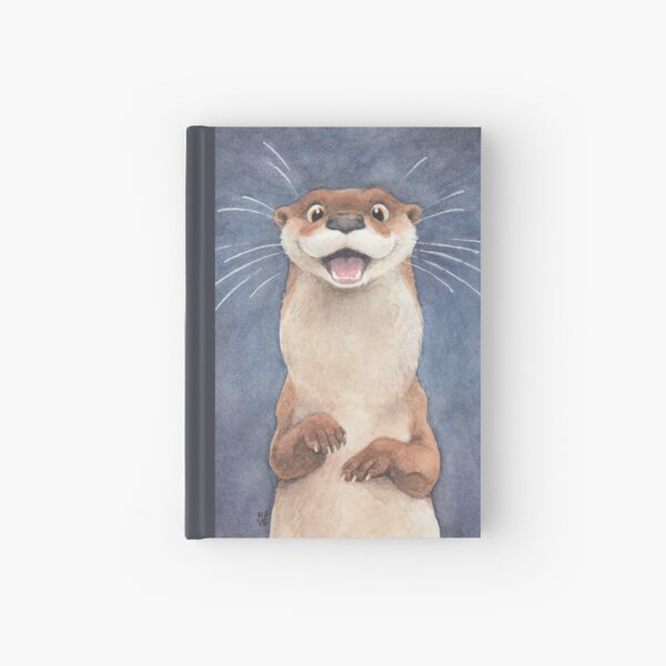 Otter! Hardcover Journal