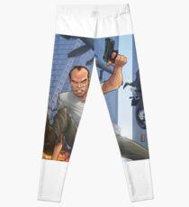 GTA 5 Artwork  Leggings