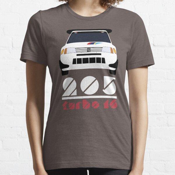 Peugeot 205 T16 T-shirt essentiel
