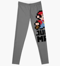 Mario Jump Man Leggings
