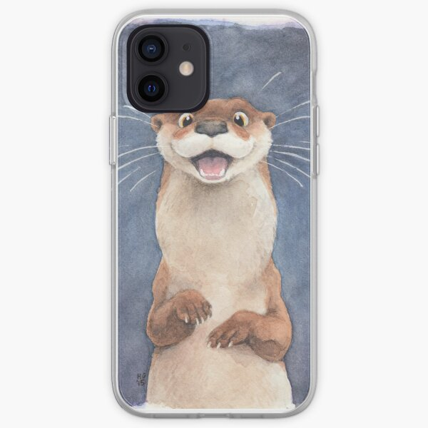 Otter! iPhone Soft Case