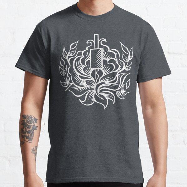 CPTC White Linework  Classic T-Shirt