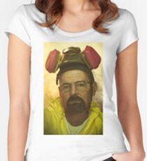 Bryan Cranston Women's Fitted Scoop T-Shirt
