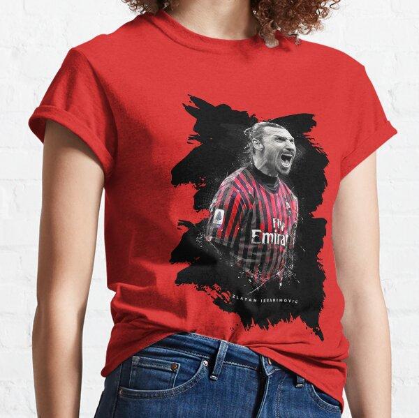 Zlatan Ibrahimovic Ac Milan Classic T-Shirt