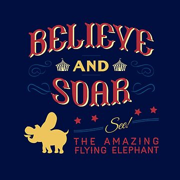 Believe and Soar! by LivelyLexie