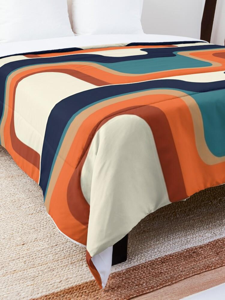 Alternate view of Mod Wave Comforter