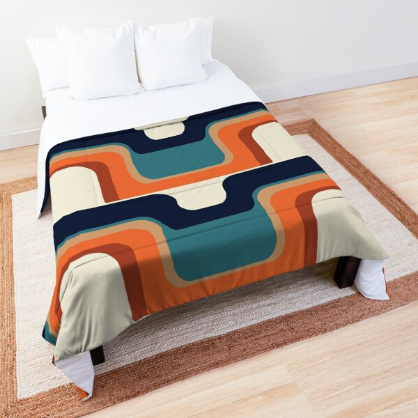 Mod Wave Comforter