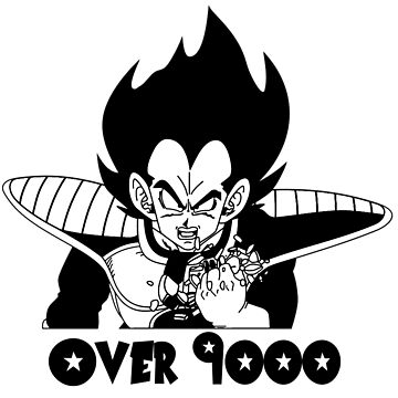 Official Face of Over 9000 Designs by over9000designs