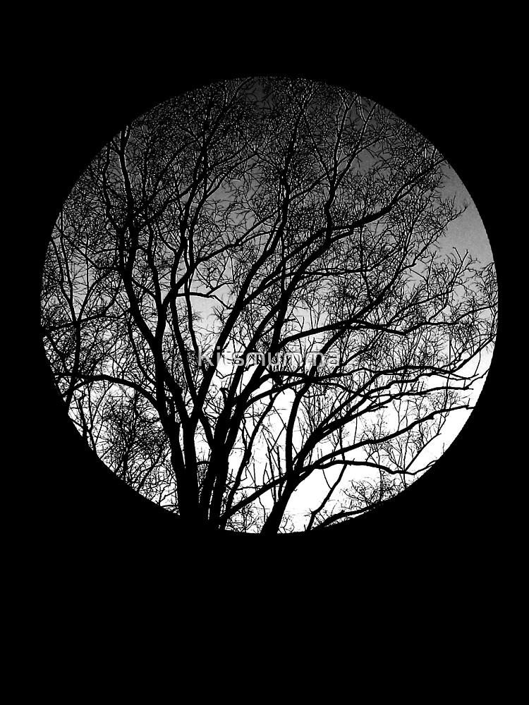 Nature into me! - Black by Kitsmumma