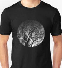 Nature into me! - Black Unisex T-Shirt