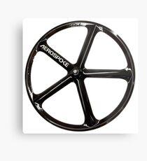 Aerospoke Wheel Metal Print