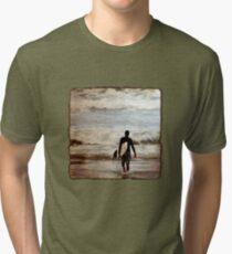 Heading Out Tri-blend T-Shirt