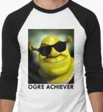 Shrek: Ogre Achiever Men's Baseball ¾ T-Shirt