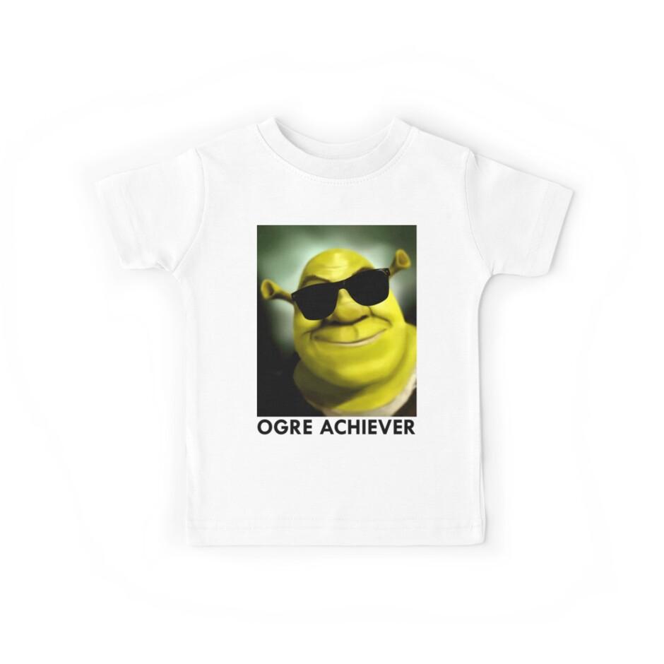 Shrek: Ogre Achiever by ThatGuyScout