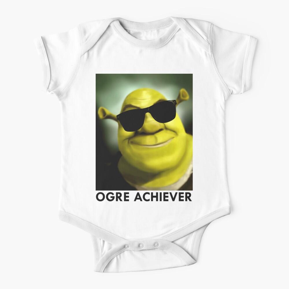 Shrek: Ogre Achiever Baby One-Piece