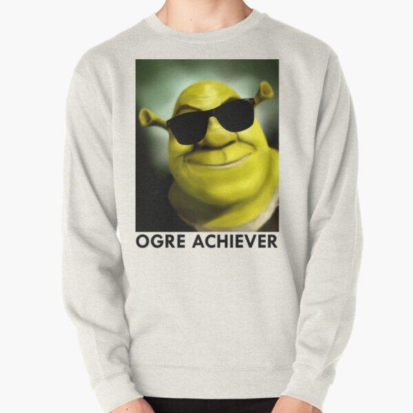 Shrek: Ogre Achiever Pullover Sweatshirt