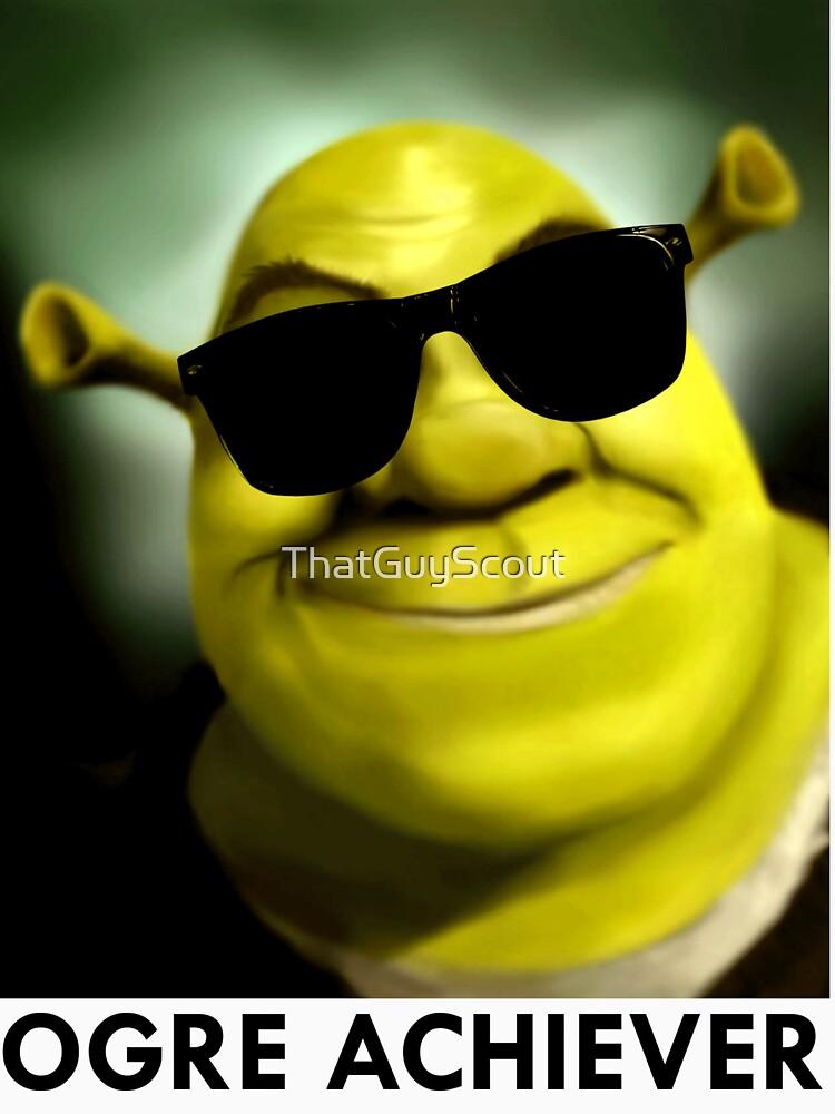 Shrek: Ogre Achiever | Unisex T-Shirt