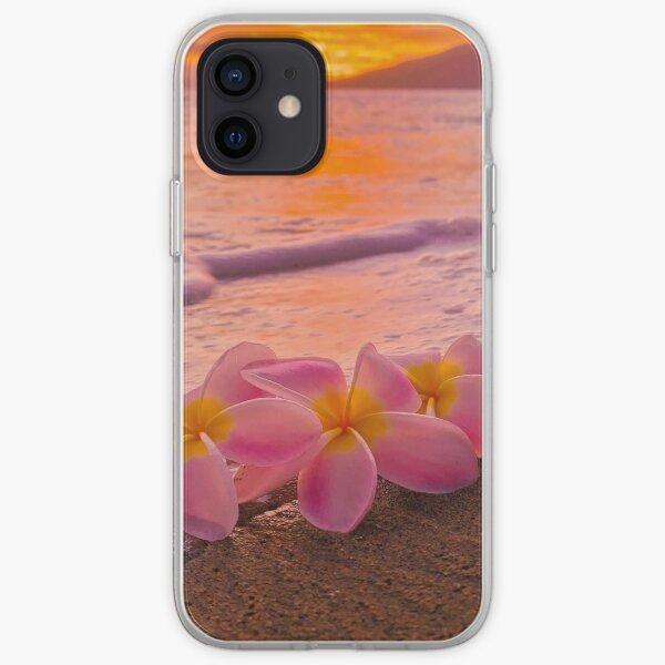 Hawaiian Plumeria iPhone Soft Case