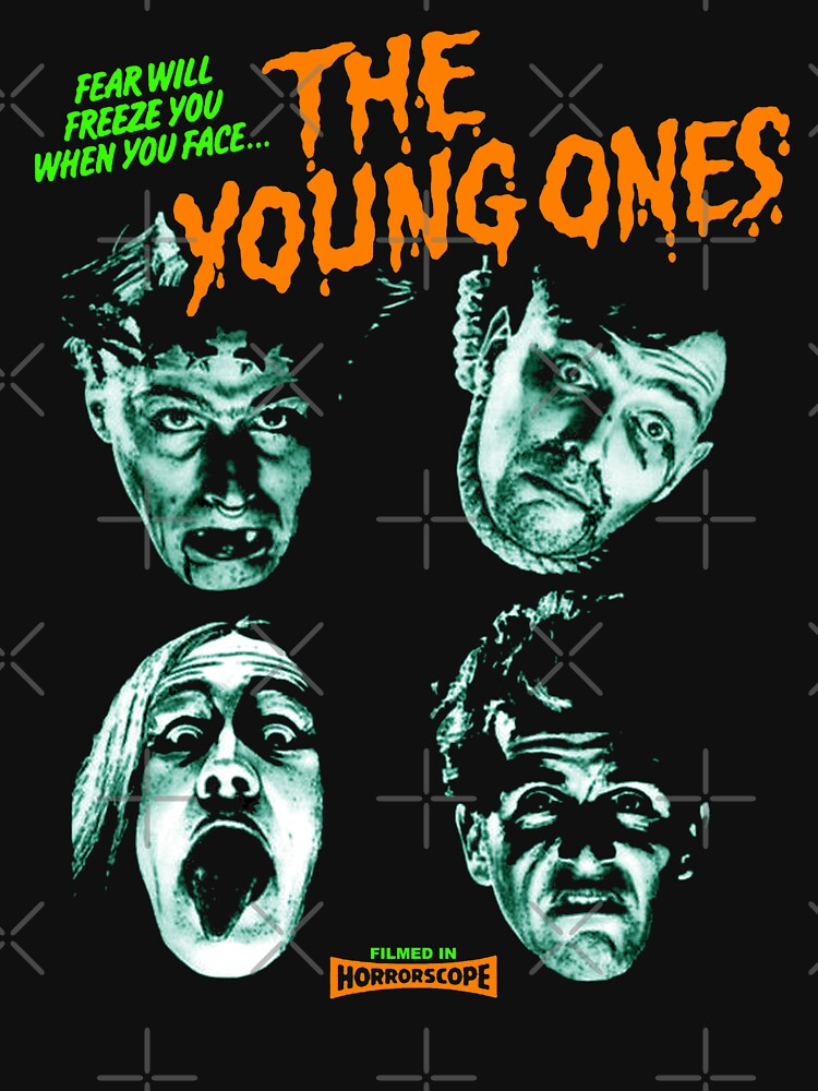 THE YOUNG ONES Nasty by shnooks