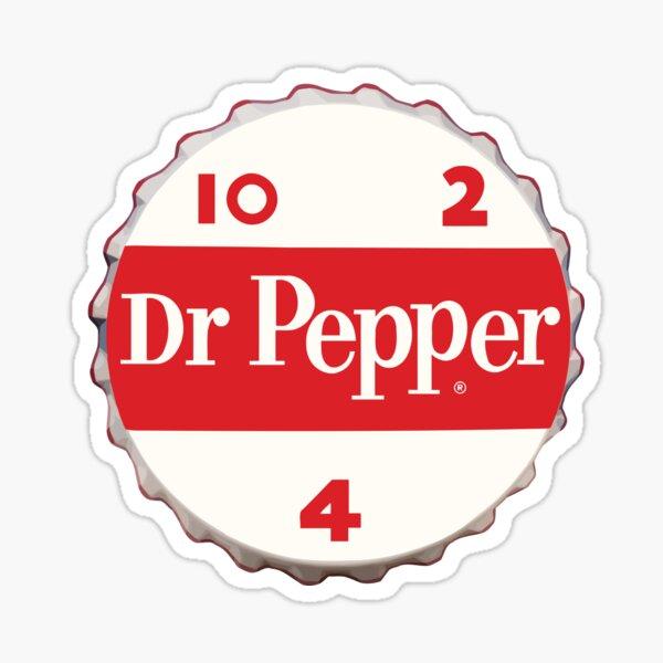 DR.PEPPER 4 Sticker
