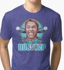 Dubstep Arnie Tri-blend T-Shirt