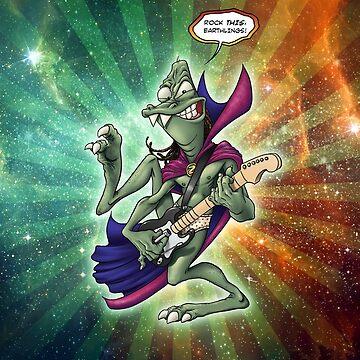 Rock This, Earthlings! by VanHogTrio