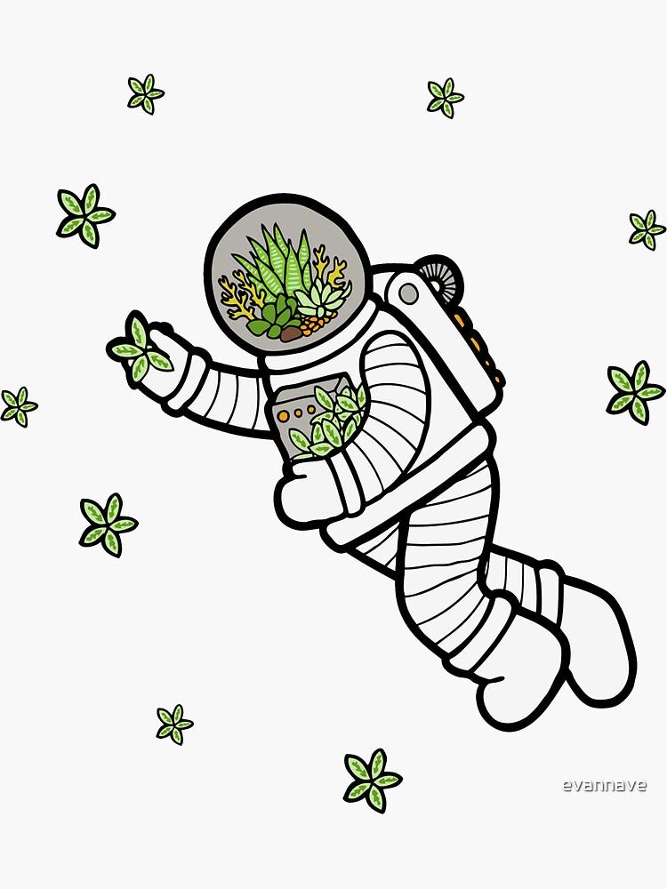 Astro Terrarium by evannave