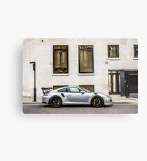 Porsche 911 (991) GT3RS Metal Print