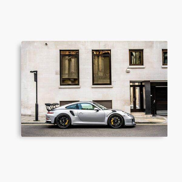 Porsche 911 (991) GT3RS Canvas Print