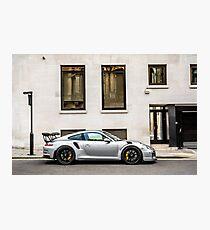 Porsche 911 (991) GT3RS Photographic Print