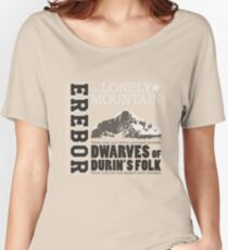 Erebor: The Lonely Mountain Women's Relaxed Fit T-Shirt