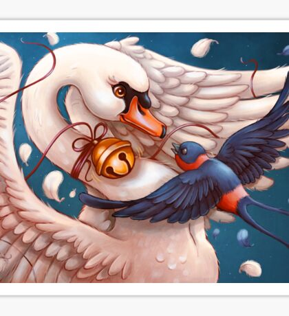 Songbirds Sticker