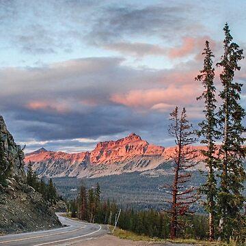 Bald Mountain Pass by LumenLux