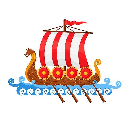 Image result for viking boat