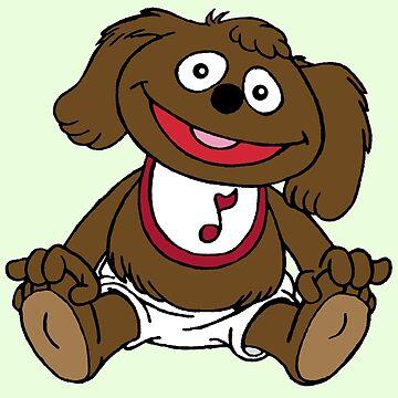 Muppet Babies - Rowlf by DGArt