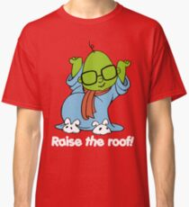 Muppet Babies - Bunsen - Raise The Roof - White Font Classic T-Shirt