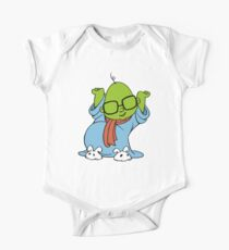 Muppet Babies - Bunsen - Raise The Roof - White Font One Piece - Short Sleeve