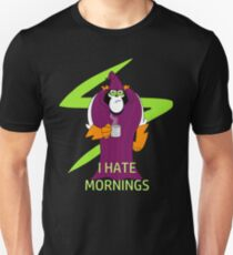 Lord Hater hates mornings T-Shirt