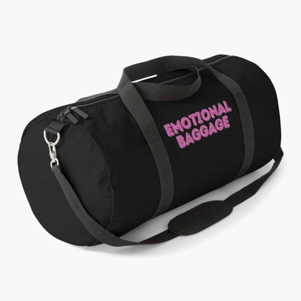 Emotional baggage Duffle Bag