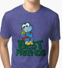 Muppet Babies - Gonzo & Camilla 01 - Best Friends Tri-blend T-Shirt