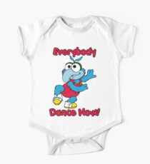 Muppet Babies - Gonzo 01 - Everybody Dance Now Short Sleeve Baby One-Piece