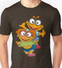 Muppet Babies - Skooter & Skeeter Unisex T-Shirt
