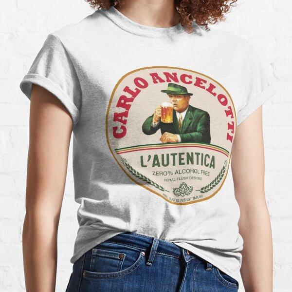 Carlo Ancelotti Moretti Classic T-Shirt