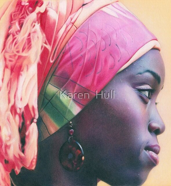 Serenity by Karen  Hull