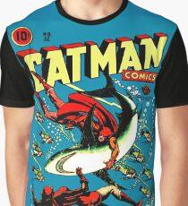 Vintage Catman Comic Book Cover no. 32  Graphic T-Shirt