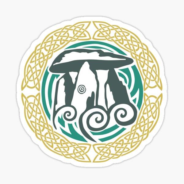 Dolmen Sticker